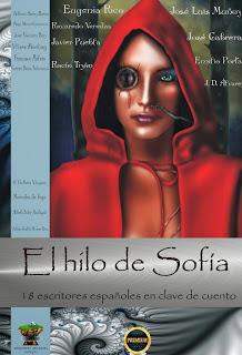 El hilo de Sofía. 18 escritores españoles en clave de cuento