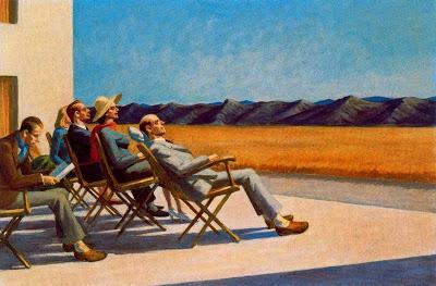La ventana indiscreta por la que mira Edward Hopper