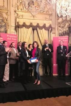 Premios del Tren «Antonio Machado» 2014