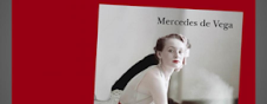 Presentación de la novela Cuando estábamos vivos, Mercedes de Vega.